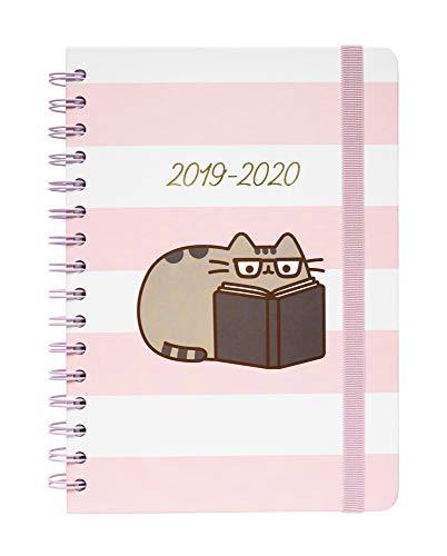 Agenda Escolar 2019/2020 A5 12 Meses Pusheen Rose Collection