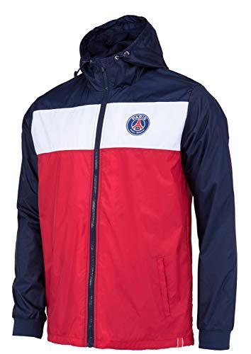 Paris Saint Germain - Cortavientos del PSG, colección oficial, talla XL