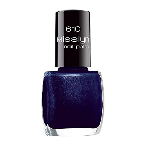 Misslyn Nail Polish Nr.610 night club, 10 ml