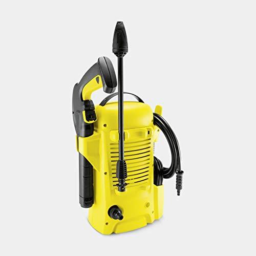 Kärcher Mobile Outdoor Cleaner OC 3 Adventure Box (Wassertankvolumen: 4 l, Lithium-Ionen-Akku, abnehmbarer Wassertank, schonender Niederdruck, Universalbürste, Ansaugschlauch) - 7