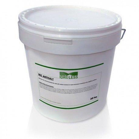 Morzel Sec Antizout Idroless - 20 kg