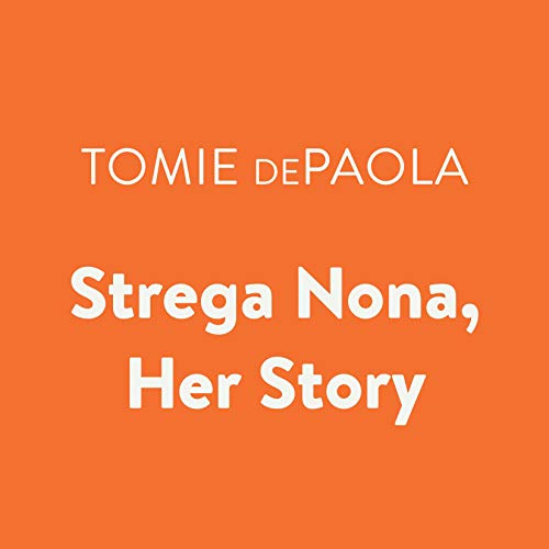 Strega Nona, Her Story audiobook cover art