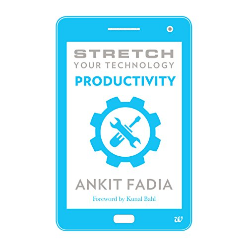 Stretch Your Technology Productivity audiobook cover art