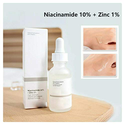30ml The Ordinary Niacinamide 10% + Zinc 1% Anti Aging Firming Reduce Wrinkle Reduces
