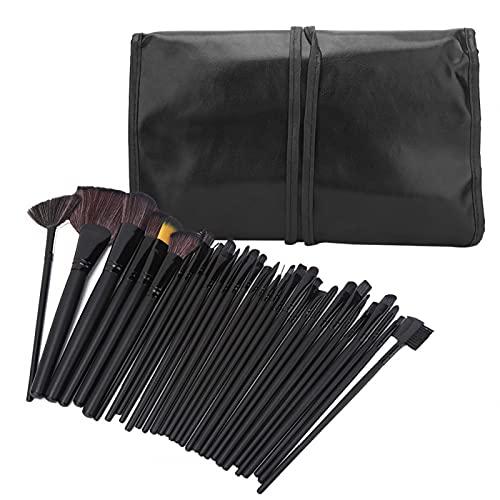 32pcs professionnel maquillage pinceaux ensemble, fard à paupières fard à paupières Fondation Kit Kit Rotekt outil de maquillage