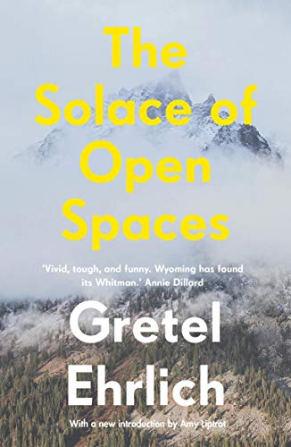 The Solace of Open Spaces (with an introduction by Amy Liptrot)
