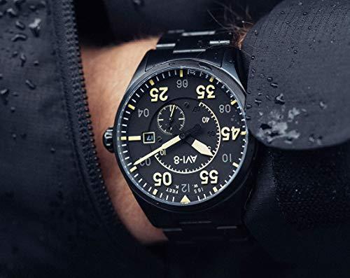 AVI-8 Spitfire 4073-22 Reloj de pulsera automático