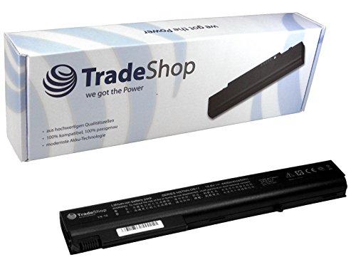 Trade-Shop Li-Ion Akku 14,4V/14,8V 4400mAh für HP COMPAQ Business Notebook NX7300 NX7400 NX8200 NX8220 NX8410 NW8200 NC8200 NC8220 NC8230 NC8430