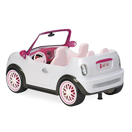 Lori LO37002Z A Cool Convertible Car Which Will Fit any Doll