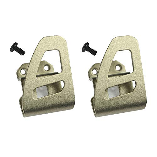 Milwaukee 42-70-2653 M18 Fuel Belt Clip/Hook for 2604-20, 2604-22, 2604-22CT, 2797-22 | Count 2