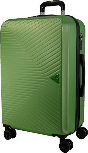 VIDA VR620 Hard Suitcase, Vert (Green) (Green) - VALISE VIDA