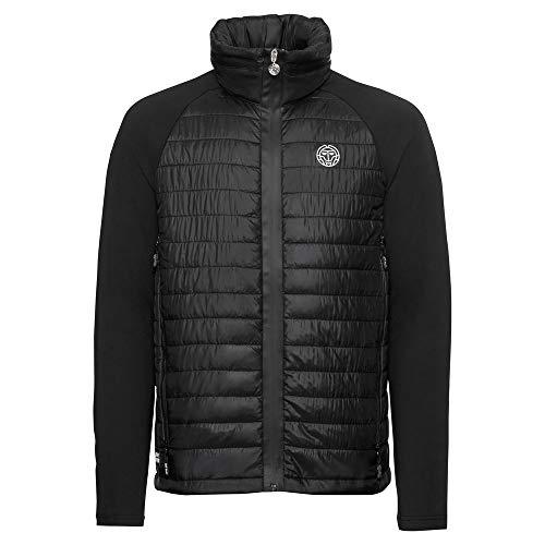 BIDI BADU Herren Pandu Tech Down Jacket, Schwarz, XL