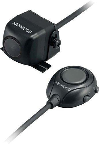Kenwood CMOS-320 universelle Multiview-Kamera (CMOS-Sensor) für Front und Heckeinbau schwarz