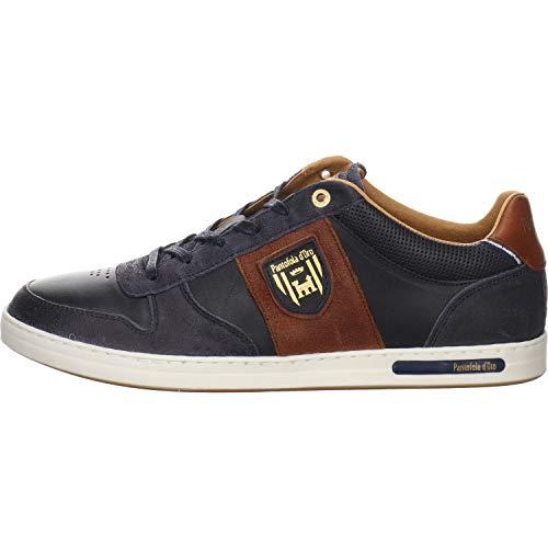 Pantofola d'Oro Herren Sneaker Low Milito Uomo Low, Dress Blues (10201020.29y), 41 EU