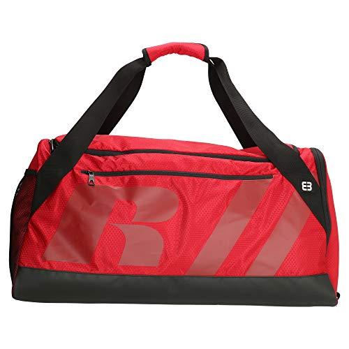 ENRICO BENETTI reistas - sporttas - vrijetijdstas - 65 x 34 x 28 cm - 60 liter - (rood)