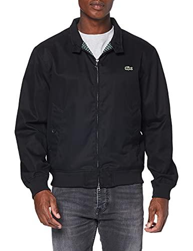 Lacoste Herren BH1045 Men's Jacket, Black, M
