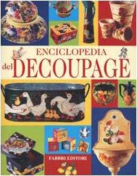 Enciclopedia del découpage