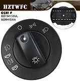 HZTWFC Interruttore di controllo della lampada fendinebbia del faro OEM # 8E0 941 531A 8E0941531A