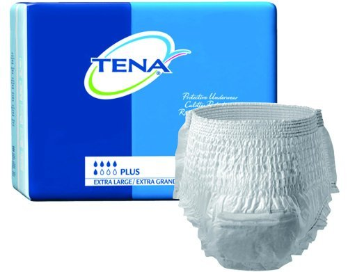 TENA Protective Underwear, Plus Absorbency by TENA