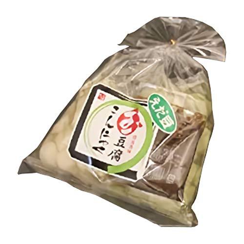 玉豆腐こんにゃく 白・枝豆 各180g×12セット 北毛久呂保 低カロリーで高タンパク ふわふわの豆腐コンニャク