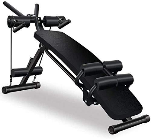 Trainer for Bauchmuskeltraining Indoor-Cycling Bike Trainingsbank drücken Taille Ausbildung sit-up Hocker