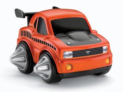 Fisher-price Rev 'n Go Stunt Vehicle: Muscle C