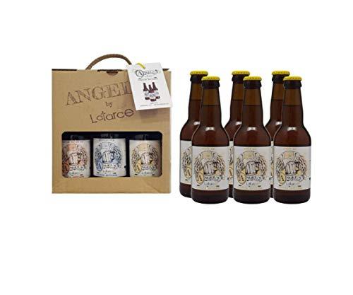 Cervezas Artesanas Latarce   Pack Cartón 6 Cervezas Variedad Amber Ale Angel's By Latarce   Cervezas Amber Ale   Amber Ale   Cervezas Artesanas   Cerveza Artesana
