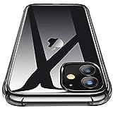 Garegce Coque iPhone 11 (2019) + 2 Pack Verre trempé Protecteur écran, Transparent...