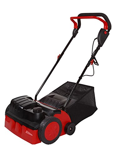 Matrix 310400060 Elektro-Vertikutierer und Rasenlüfter