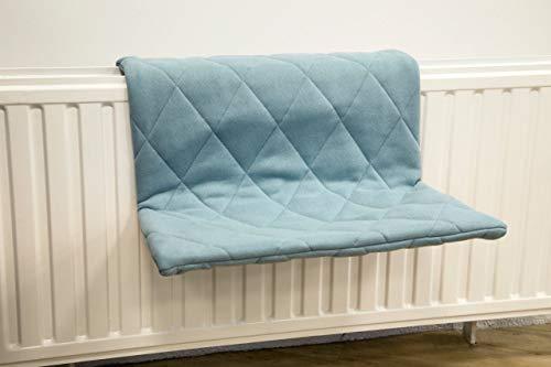 BZ Heizungshängematte Jersey Blau 45cm