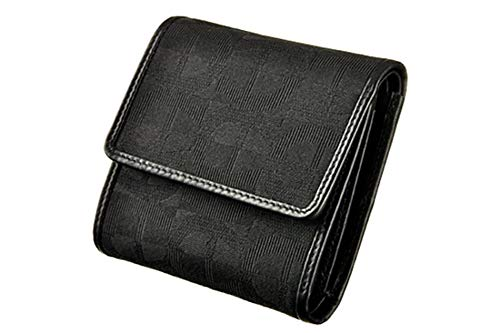 Aigner Original Designer Damen Geldbörse Portemonnaie Leder schwarz! NEU/OVP