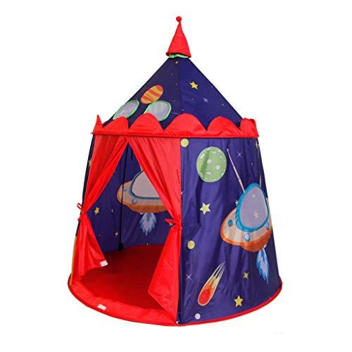 XBETA Tienda de campaña for niños - Juegos imaginativos y regalo plegable teatro de juguete + lleva el bolso for Niños y Niñas