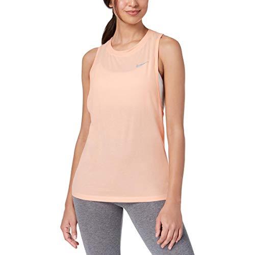 NIKE Tailwind Tanktop - Camiseta de Tirantes para Mujer. Mujer