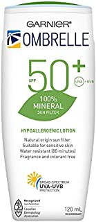 Best ombrelle 100 mineral sunscreen Reviews