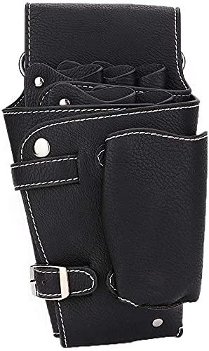 Professional Hairdressing Tool Pouch Bag Barber Scissor Comb Holster Waist Belt