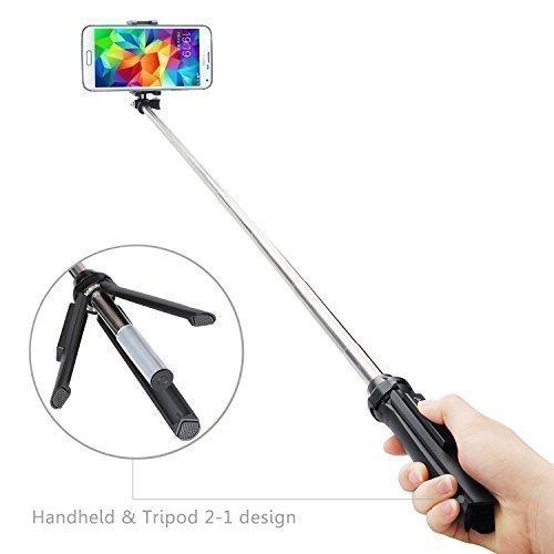 LEVIN X-Snap Handheld e treppiedi 2-1 Autori-tratto...