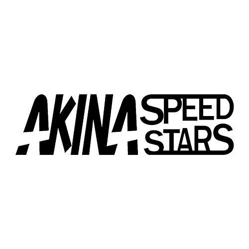 AKINA SPEED STARS Sticker Decal Funny JDM Lowered Racing car sticker Decals de decoración