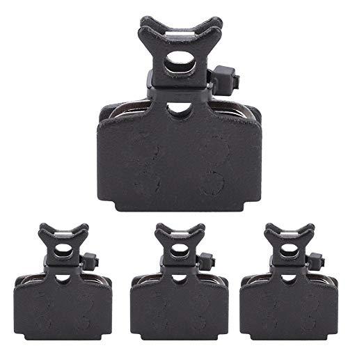 Pastillas de freno de disco de bicicleta - Keenso 4 pares Kits de pastillas de freno de disco de bicicleta para Formula R1 R1R RO RX T1