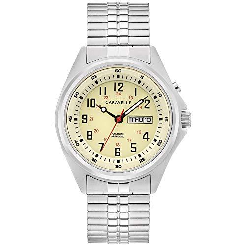 Bulova Reloj de vestir (Modelo: 43C124)