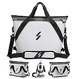 CBRSPORTS Soft Cooler Bag Tote Portable Large Beach Cooler 6.9Gal...