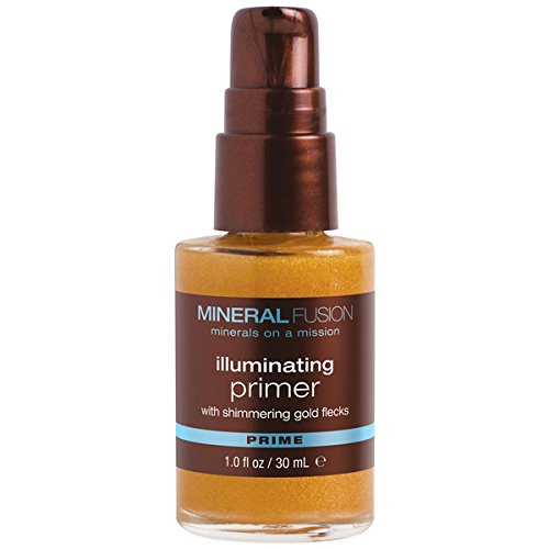 Mineral Fusion Illuminating Primer With Shimmering Gold Flecks By Mineral Fusion, 1 oz