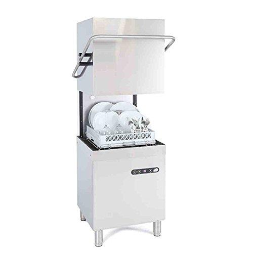 Lave-vaisselle à capot Evoline panier 50 x 50 cm - Standard