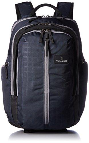 Victorinox Altmont 3.0 Vertical-Zip Laptop Backpack with Sternum Strap, Navy/Black, 19.2-inch