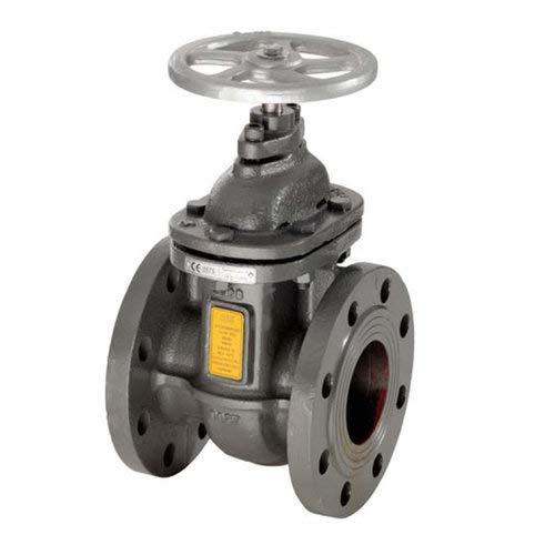 HOMA Pumpen-Keilflachschieber PN10 DN 80 PKFS80 93030080