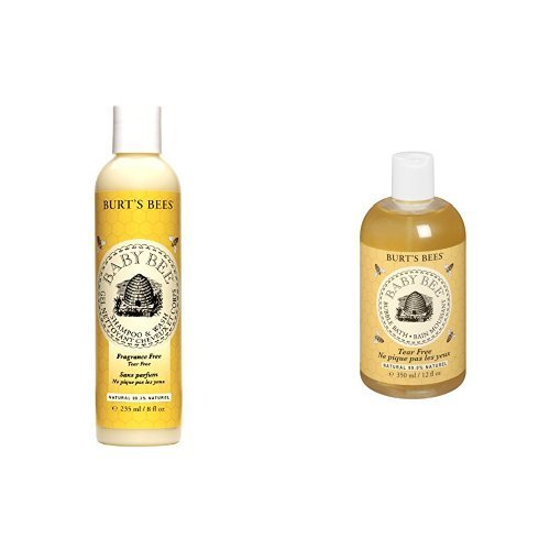 Burt's Bees Baby Bee Original Shampoo and Wash, 235 millilitre