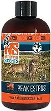 Nationwide Scents Doe Estrus Buck Attractant Whitetail Lure Hunting Scent Natural Urine | Make Deer Scrape