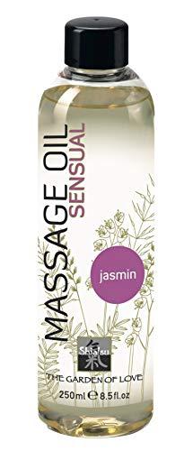 SHIATSU Massage Oil - Sensual Jasmin, 250 ml
