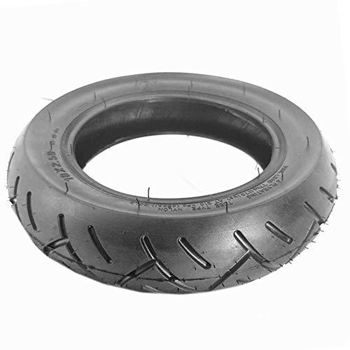 housesweet 10 X 2.5 Neumático Tubo interior Neumático Reemplazo de la rueda exterior del neumático para Inokim Quick Inokim OX Scooter eléctrico