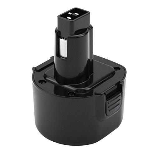 Exmate 9.6V 3.5Ah Ni-MH Batería para Dewalt DE9036 DE9061 DE9062 DW9061 DW9062 DC750KA DC855KA DW050 DW050K DW902 DW926K DW926K-2 DW952 DW955 DW955K DW955K-2
