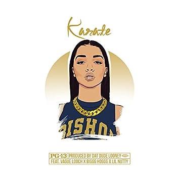 Karate (feat. Biggg Hoggg, Vague Looch & Lil Nutty)